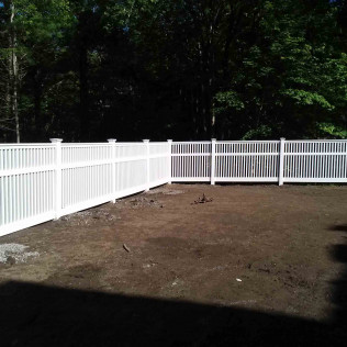 vinyl fence installer weymouth ma