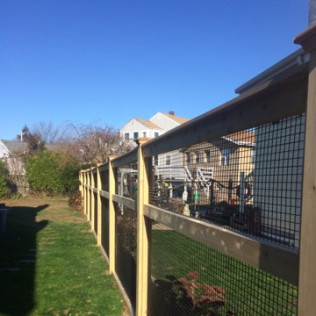 wrought iron fencing weymouth ma