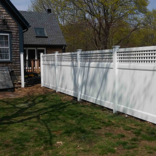 fence contractor weymouth ma